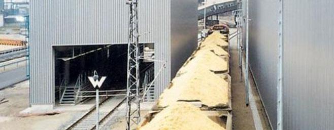 Birla Cement Transport : Jain logistic